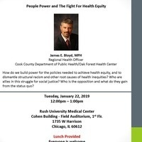 People Power and the Fight for Health Equity