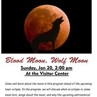 Blood Moon, Wolf Moon