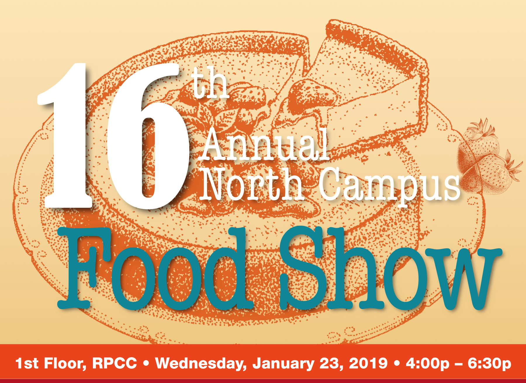 16th annual North Campus Food Show