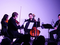 Delgani String Quartet Presents: Musical Icons