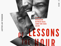 """Lessons of the Hour"": A Public Discussion between Hazel Carby and Isaac Julien"