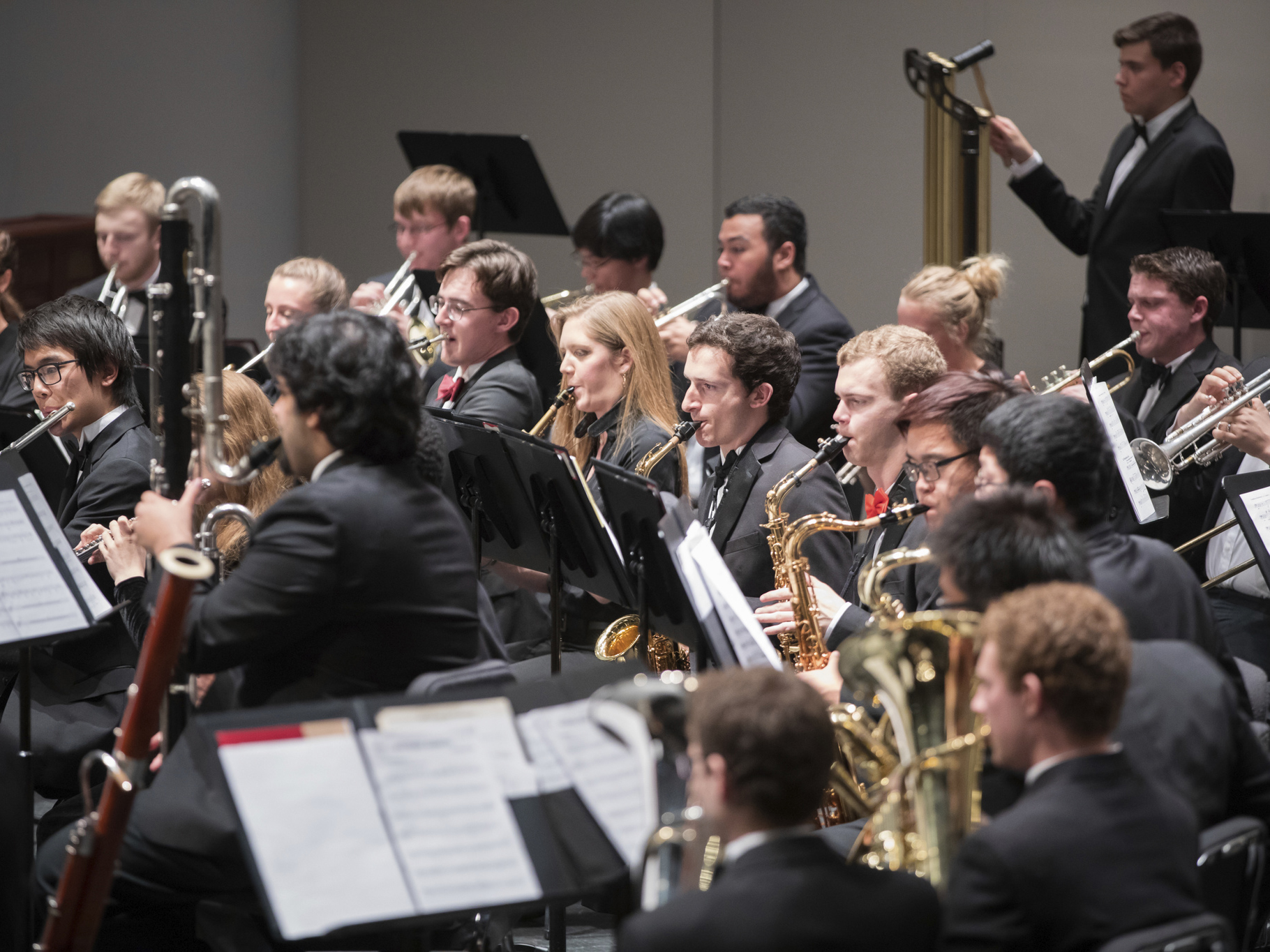 Cornell Wind Symphony, Chorale, and Chamber Singers: CU Music