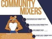 Asian/Pacific Islander Community Mixer