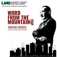 Word from the Mountaintop Oratory Contest