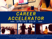 Career Accelerator Orientation 1/17/19