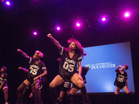 Annual Step Show: Stomping Through Dimensions