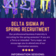 Delta Sigma Pi Information Session