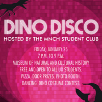 Dino Disco at the Museum