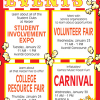 College Resource Fair
