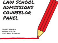 Law School Admission Counselor Panel