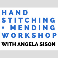 Hand Stitching & Mending Workshop