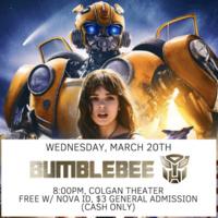 Movie Night - Bumblebee