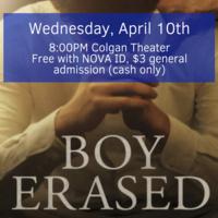 Movie Night - Boy Erased