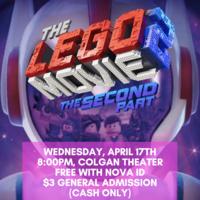 Movie Night - Lego Movie 2: The Second Part