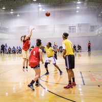 Intramural 5 on 5 Basketball League Registration