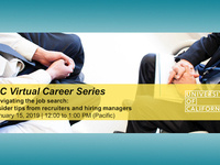 Webinar: Navigating the Job Search
