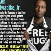 Free Hugs Project: Ken Nwadike, Jr.