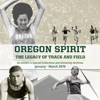 Oregon Spirit: The Legacy of Track and Field