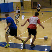 Intramural Indoor Soccer League Registration