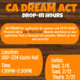 CA Dream Act- Drop-in Hours