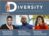 Register for the 15th Annual Diversity Leadership Conference