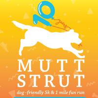 Mutt Strut: 5K and 1 mile Fun Run