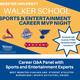 Walker School Sports & Entertainment Career MVP Night