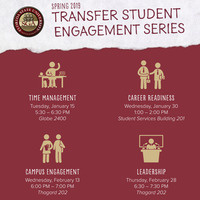 Transfer Student Engagement Series