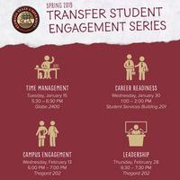 Transfer Student Engagement Series