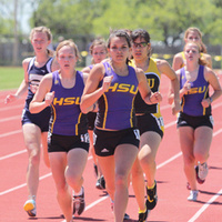 Track @ Jet Relays in Fort Worth