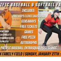 Pacific Baseball and Softball Fan Fest