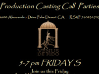 Mystery Mixer Casting