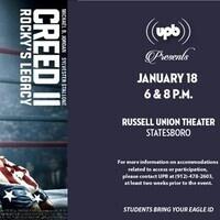 UPB Presents : Creed 2