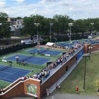 Women's Tennis vs Winthrop