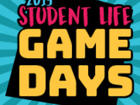 2019 Student Life Game Days