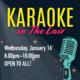 Karaoke in the Lair