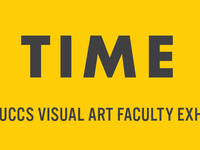 TIME: Biannual UCCS Visual Art Faculty Exhibition Opening