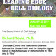 "Leading Edge of Cell Biology Seminar Series: ""Damage Control and Parkinson's Disease: Roles of the Kinase PINK1 and the Ubiquitin Ligase Parkin in the Autophagy of Mitochondria In Vitro and In Vivo"""