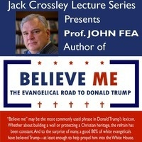 Jack Crossley Lecture Series on Ethics and Religion Presents: