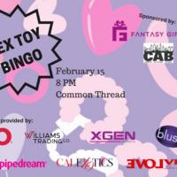 Sex Toy Bingo