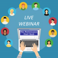 New Online Draft Book Training - LAST Live Webinar for All | Human Resources