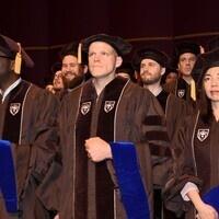 Doctoral Degree Hooding Ceremony | University Events