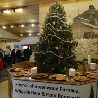 Holiday Open House at Greenwood Furnace