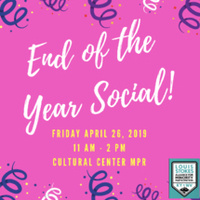End of the Year Social