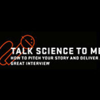 Talk Science to Me - Interview Master Class