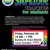 SafeZONE Training for Students