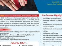2nd International Conference on HIV/AIDS, STD & STIs