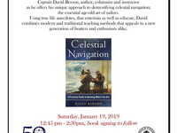 Winter Lecture Series: Celestial Navigation
