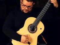 Guest Artist Recital - Issac Bustos, guitar