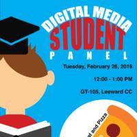 Digital Media Student Panel